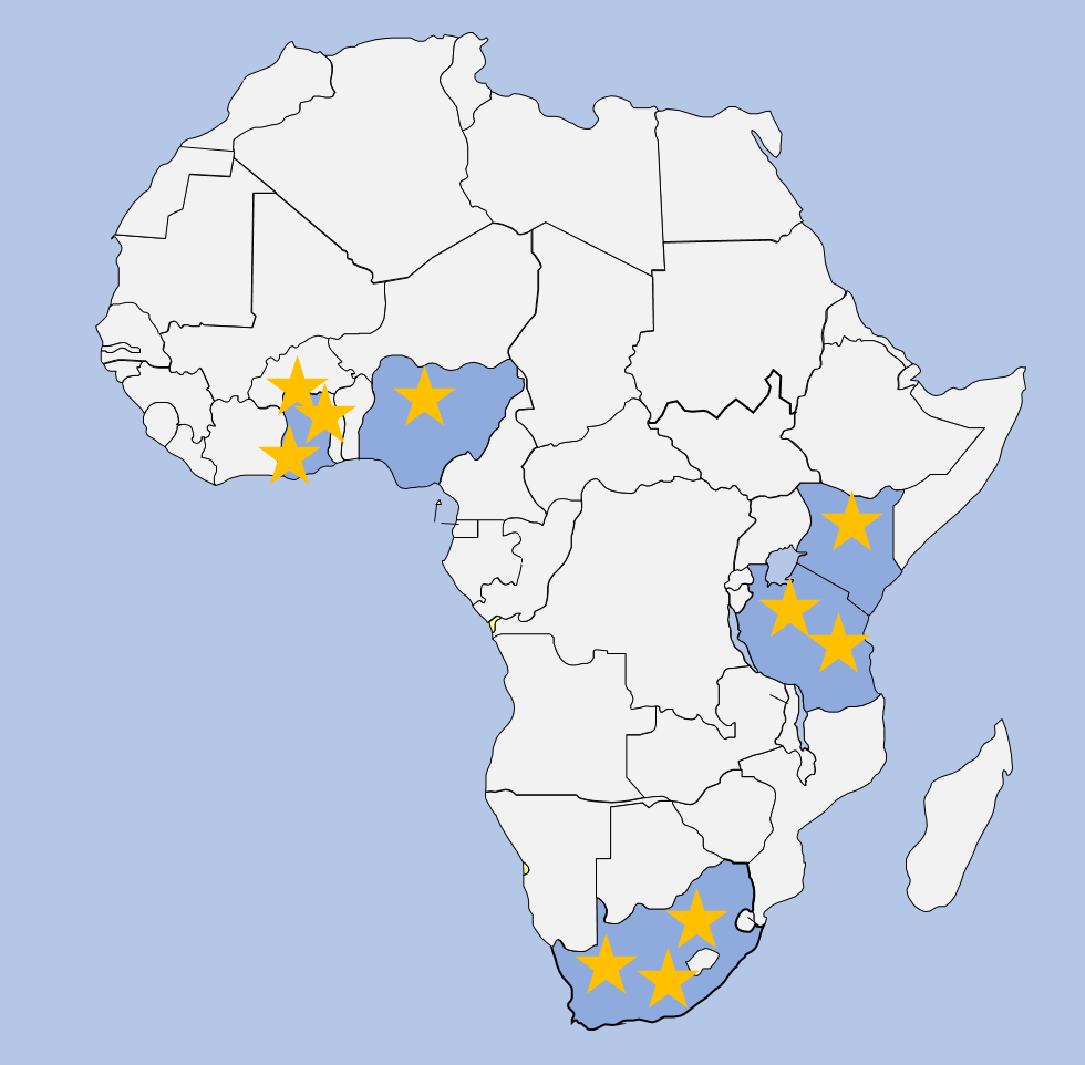 Africa circular economy map simple V2