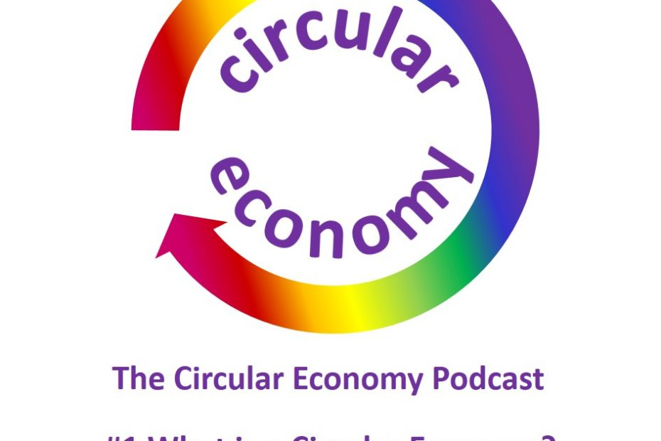 Circular Economy Podcast - Episode 1 What is a Circular Economy?