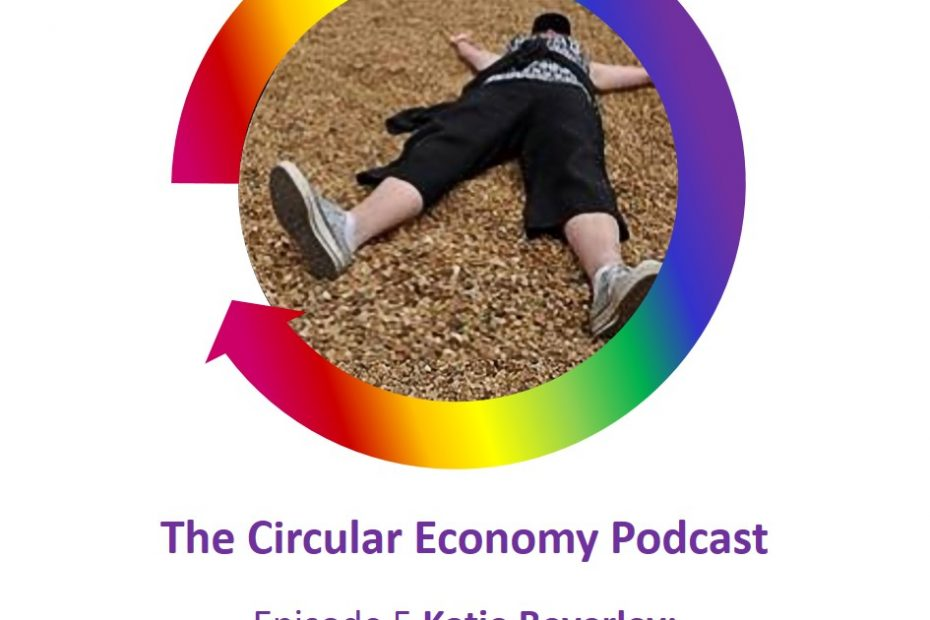 circular economy podcast episode 5 Katie Beverley of Ecodesign PDR