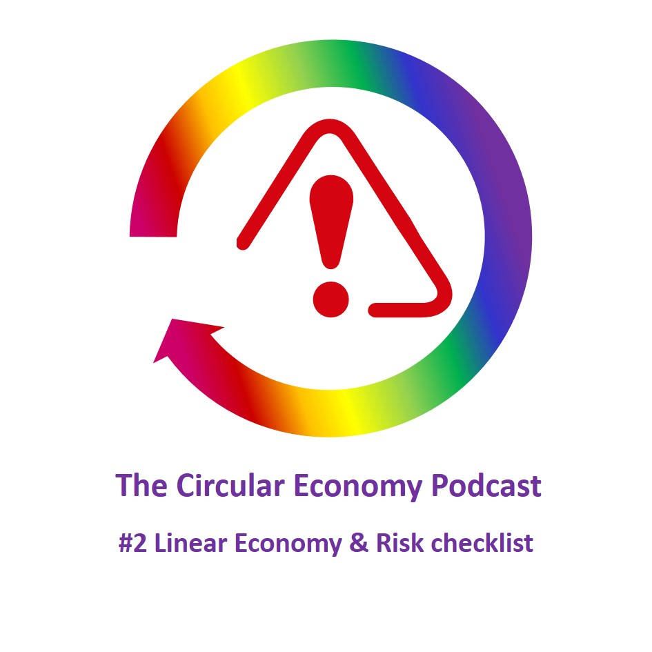 Circular Economy Podcast - Episode 2 Linear economy and risk checklist