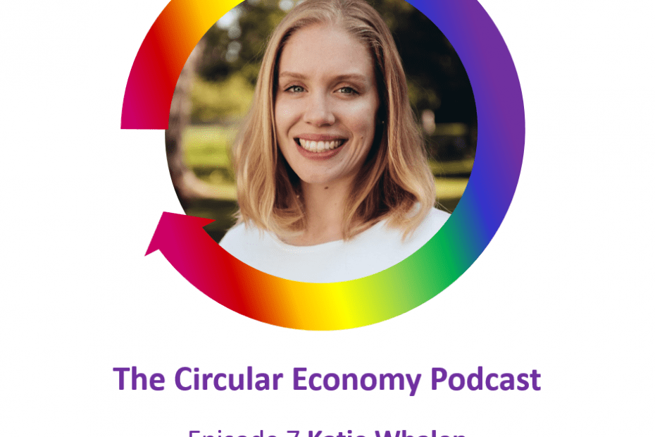 Katie Whalen circular economy game In the Loop