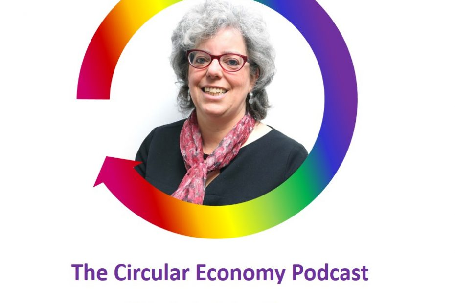 Circular Economy Podcast Episode 8 Elaine Kerr Industrial Symbiosis