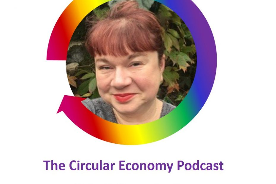 Lucy Antal Circular Economy Podcast Episode 9 Transforming our food systems