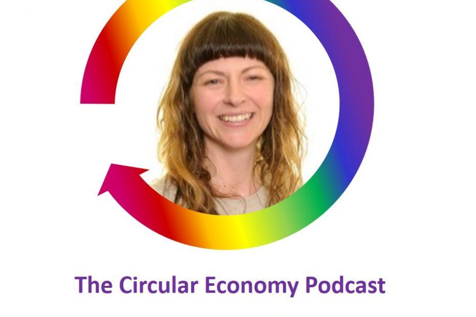 Circular Economy Podcast Izzie Eriksen ApparelXchange
