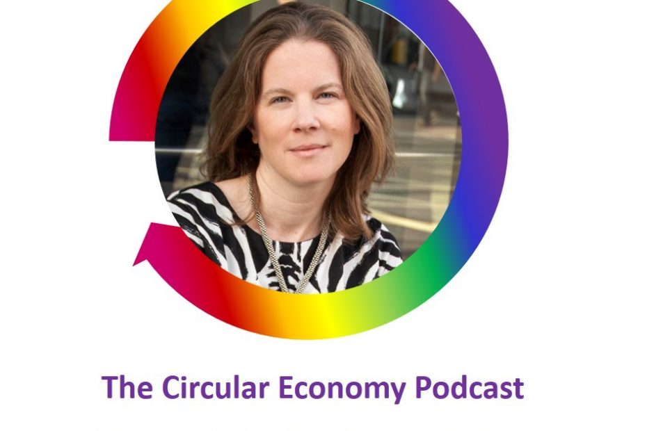Circular Economy Podcast Episode 16 Sophie Thomas