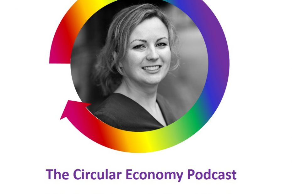 Circular Economy Podcast Episode 17 Nancy Bocken of Homie