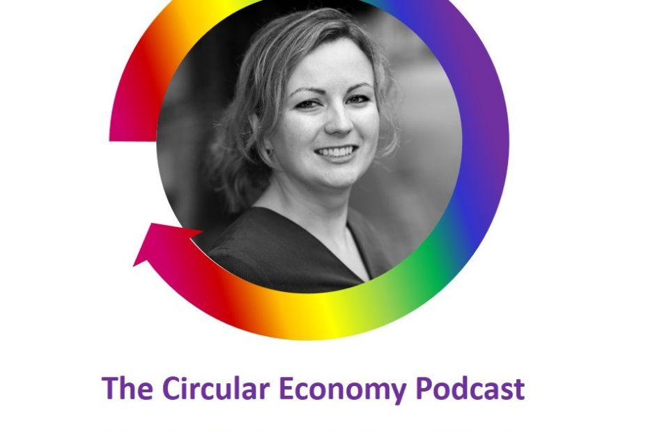 Circular Economy Podcast Episode 17 Nancy Bocken of Homie