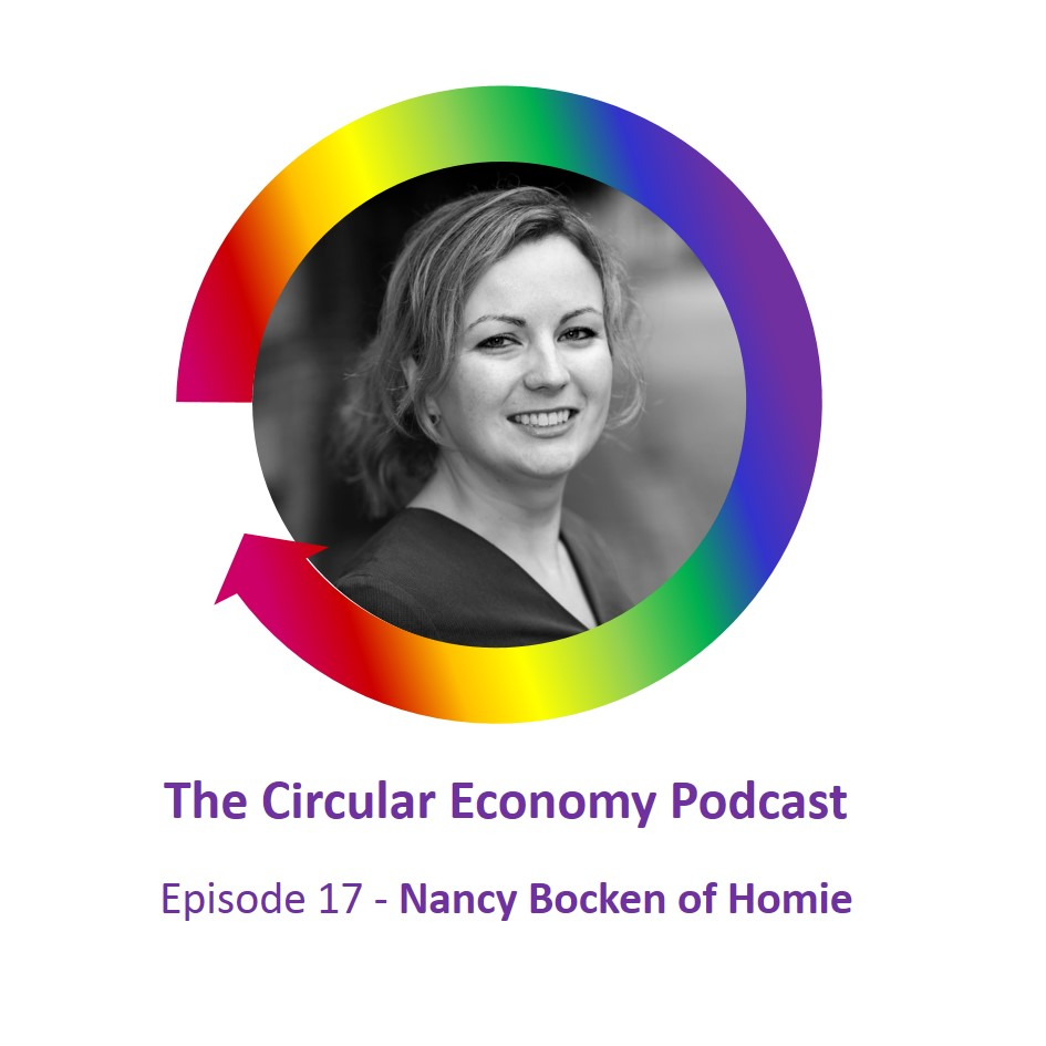 Ep 17 Nancy Bocken of Homie