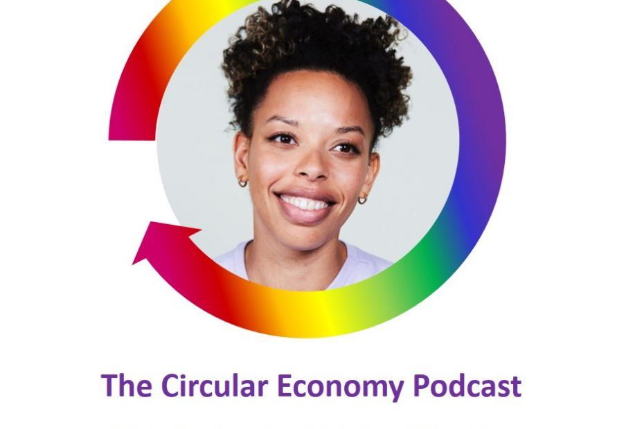 Circular Economy Podcast Episode 18 - Eve Kekeh of Bundlee