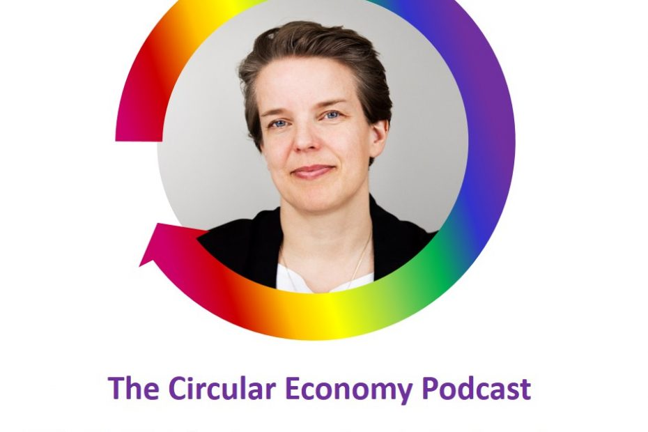 Circular Economy Podcast Episode 19 Asa Stenmarck of IVL