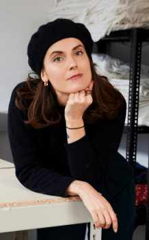 Katie Briggs - The Textile Review