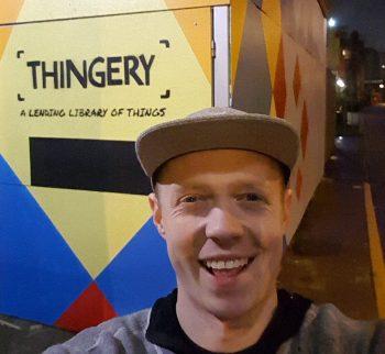 Chris Diplock - The Thingery