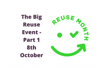 Reuse Month - The Big Reuse Event podcast