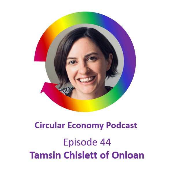 Ep 44 Tamsin Chislett of Onloan