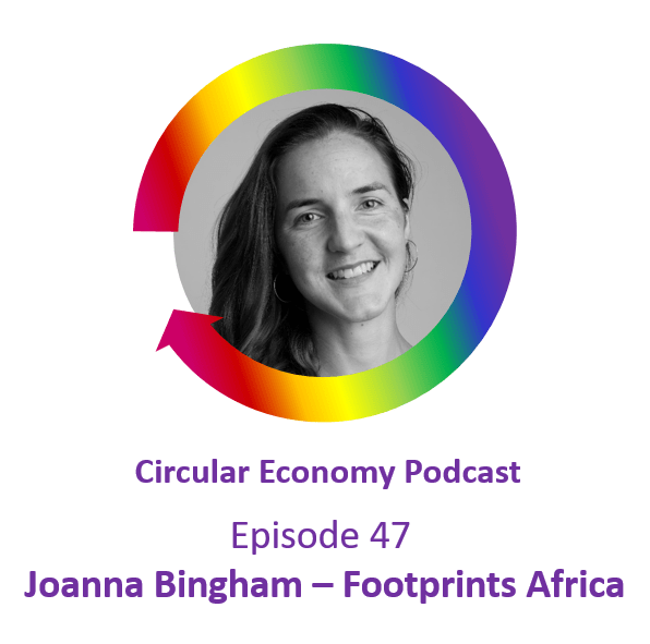 Ep 47 Joanna Bingham Footprints Africa