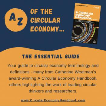 Circular Economy A to Z