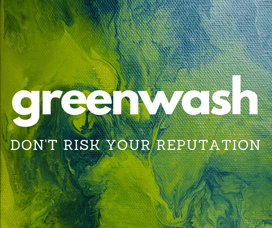 Greenwash why you need to avoid it