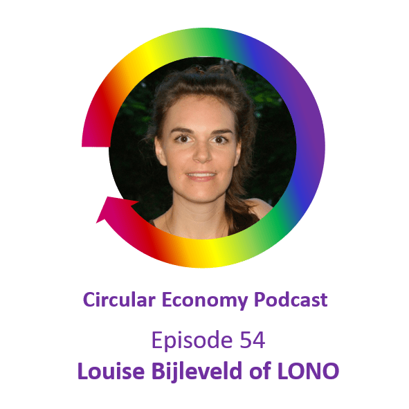 Ep 54 Louise Bijleveld LONO