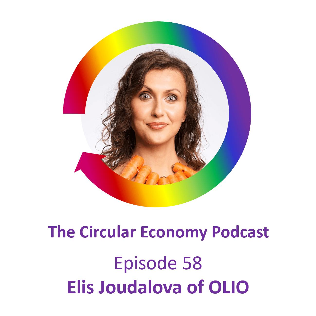 Ep 58 Elis Joudalova OLIO