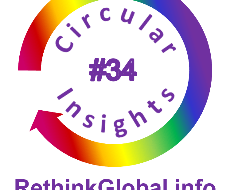 Circular Insights #34 – Be the change for COP26